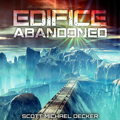 Edifice Abandoned audiobook cover art