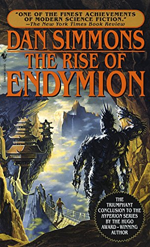 The Rise of Endymion [Lingua Inglese]