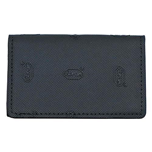 [ビブラム] カードケース Card Case 名刺入れ Vibram × tokyo aoyama100 Vibramシート使用 vibram japan承認商品 (BLACK)