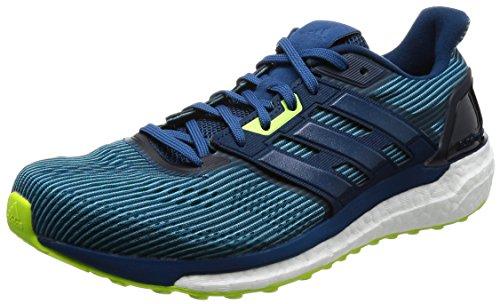 adidas Supernova M, Zapatillas de Running para Hombre, Azul (Vapour Blue/Blue Night/Core Blue), 39 1/3 EU