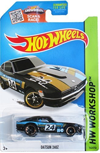 datsun 240 hot wheels - 3