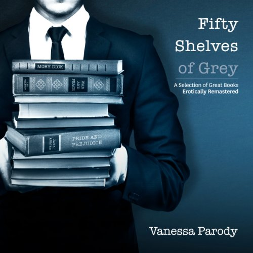Fifty Shelves of Grey cover art