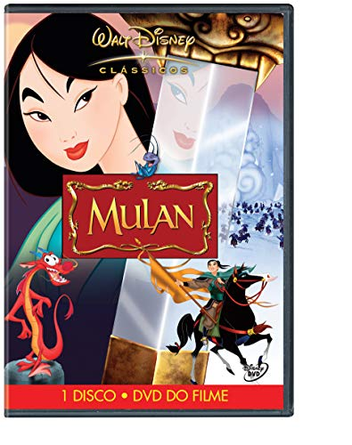 Mulan [DVD] Simples