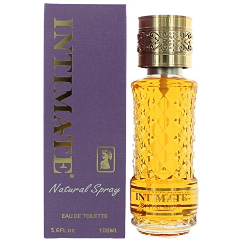 Intimate Perfume by Jean Philippe 3.4 oz / 100 ml Eau De Toilette Women NEW IN BOX with SEALED