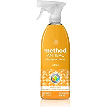 Method Limpiador Líquido Multi-proposito para Multisuperficies Antibacterial Cítrico, 828 ml