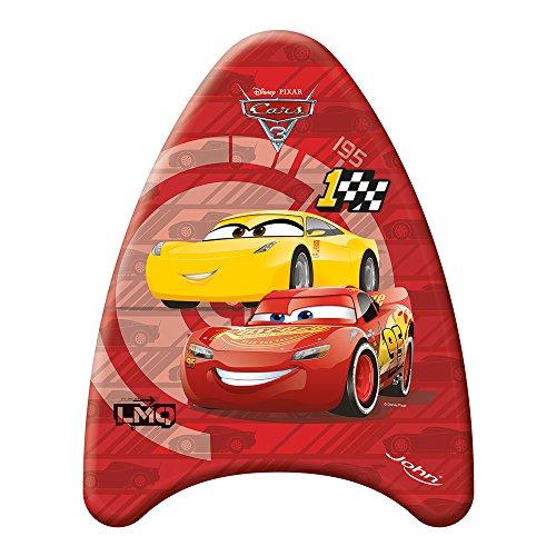 Simba-72526 John-Tabla de natación kickboard Cars, Modelos/colores Surtidos, 42cm, Para Niños A Partir de 3 Años, Normal 0779083