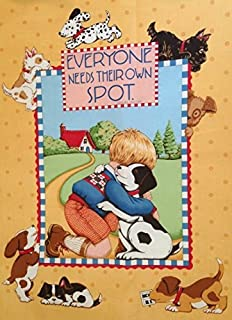 Best spot the dog quilting fabric Reviews
