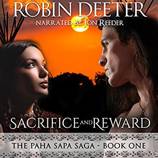 Sacrifice and Reward audiobook cover art