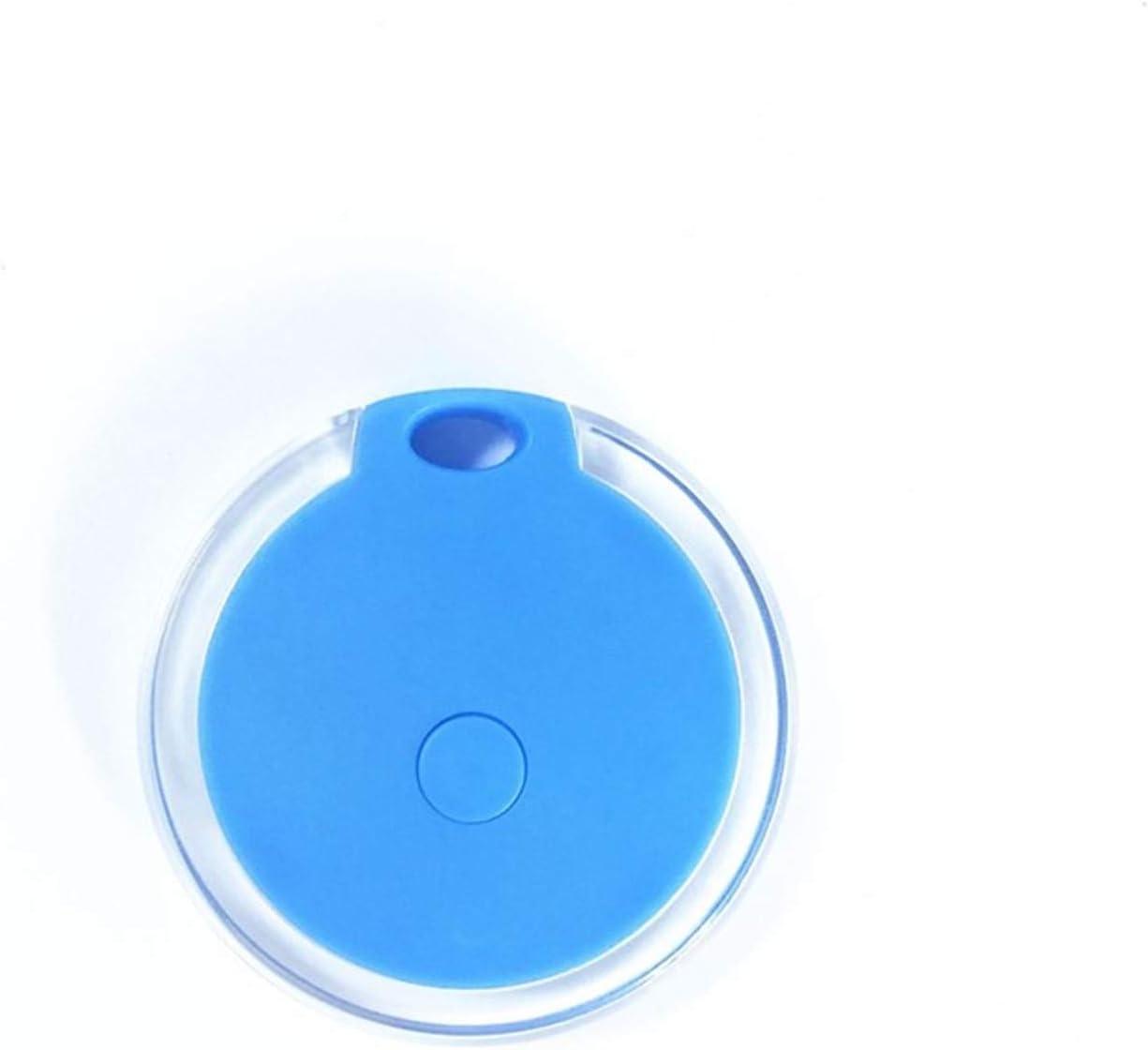 ARONTIME Rastreador GPS para mascotas, equipo inteligente de posicionamiento y búsqueda de perros, rastreador antipérdida, regalo de protección de seguridad para gatos y perros (azul)