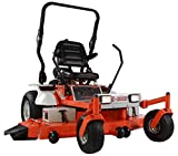 "Z-BEAST 62ZBBM18 62"" 25 HP Zero Turn Commercial Mower, Orange"