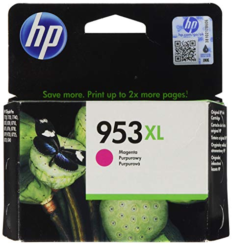 HP 953XL Magenta Original Ink Cartridge