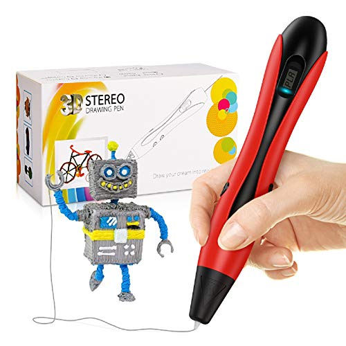 dmazing Educational Toys for 6-12 Year Old Girls, Intelligent 3d Pens 3D...