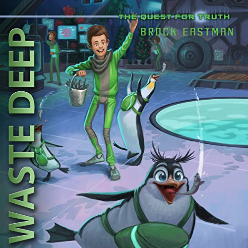 Waste Deep audiobook cover art