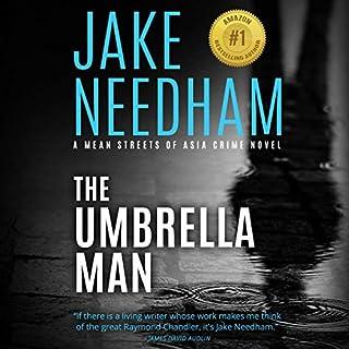 The Umbrella Man cover art