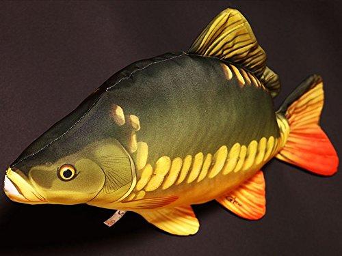 Gaby Kissen Fisch der Karpfen 61 cm Kuschelfische Kuscheltie Kopfkissen Plüschtier