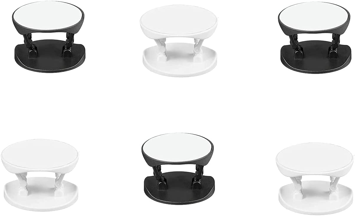 6 PCs Phone Holders with Sticker Department store Double-Sided San Antonio Mall Suitable for Almos
