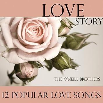 Love Story - 12 Popular Love Songs