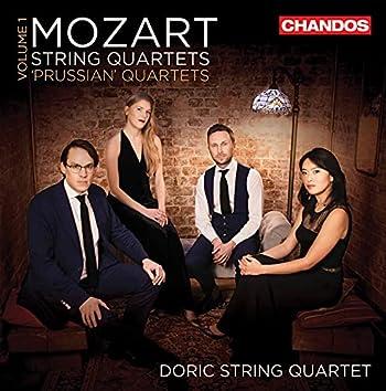 Mozart: String Quartets, Vol. 1 – The Prussian Quartets