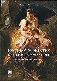 Esquisses peintes de l'époque romantique - Delacroix, Cogniet, Scheffer...