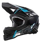 O'NEAL | Motorradhelm | Motocross Enduro | Sicherheitsnormen ECE 22.05, Schale aus ABS,...