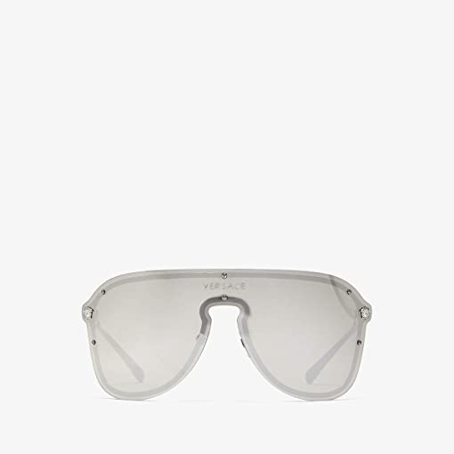 Silver/Light Grey Mirror Silver