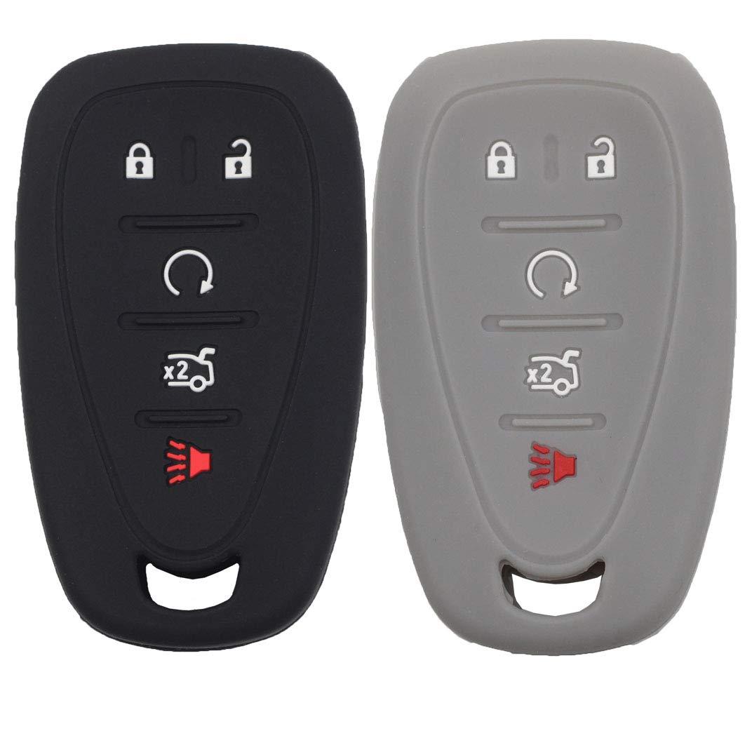 Chevrolet Keyless Entry Rubber Key Fob Remote Cover Camaro Malibu  2019 2020