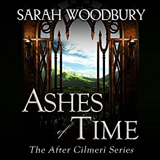 Ashes of Time audiobook cover art