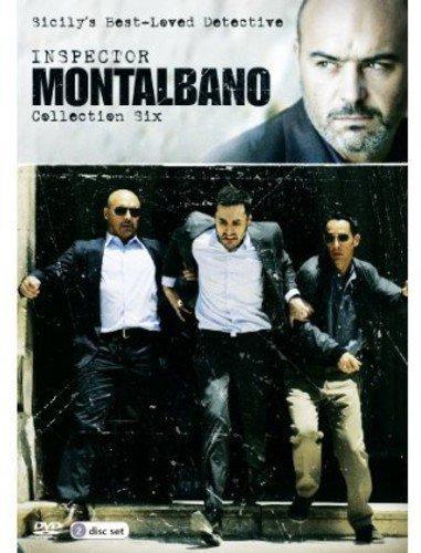 Inspector Montalbano - Collection 06 (2 Dvd) [Edizione: Regno Unito] [Ita] [Edizione: Regno Unito]