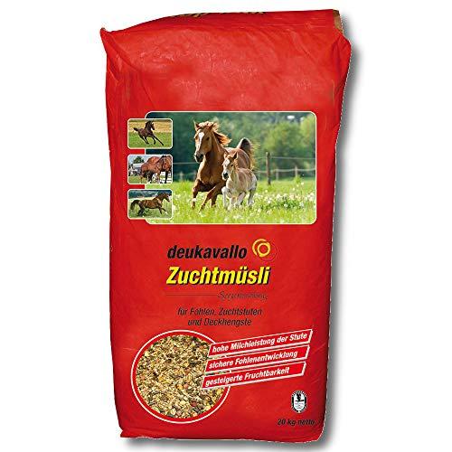 deuka Deukavallo Zuchtmüsli, 20 kg