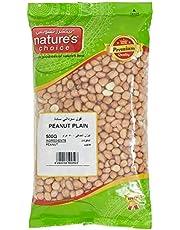 Natures Choice Peanut Plain - 500 gm