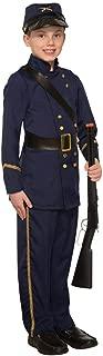 Boy's Union Civil War Costume, Medium