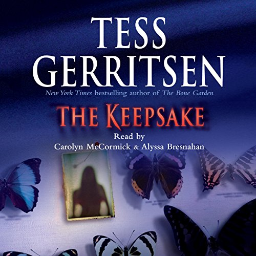 The Keepsake audiobook cover art