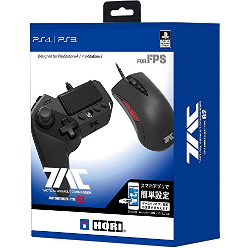 Hori [PS4 PS3 PC corrispondente] Tactical Assault Commander G2 per PS4 PS3 PC