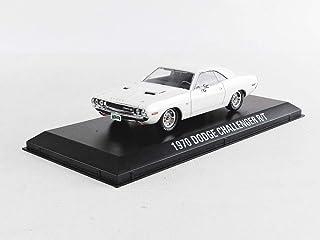 1/43 グリーンライト GREENLIGHT Vanishing Point 1970 Dodge Challenger R/T ダッジ チャレンジャー バニシングポイント ミニカー アメ車