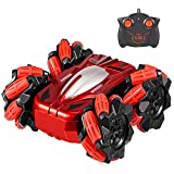Selieve RC Cars Toys for 4-8 Year Old Boys, High Speed 2.4Ghz Remote Control Car 4WD Double Sided...