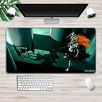 マウスパッド 漫画の3Dデジタル印刷マウスパッド快適なマウスパッドデスクトップラップトップマウスパッドAS(30X60Cm)