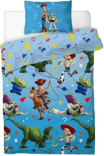 Disney Toy Story 4 'Lasso' Single Duvet Cover Set