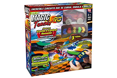 Magic Tracks Circuito modulable Flexible