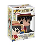 Funko Pop Animation : One Piece - Monkey D Luffy Figure 3.75inch Vinyl Gift for Anime Fans for Boy...