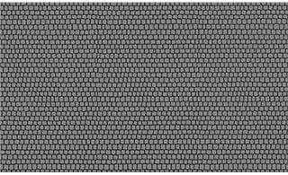 Noch 34224 Stone Sheet Cbblstn 2/ N Scale  Model Kit