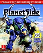 Planetside - Prima's Official Strategy Guide de Prima Development