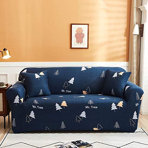 PPMP Funda de sofá elástica para Sala de Estar Funda de sofá elástica Funda de sofá elástica Funda de sillón de Esquina en Forma de L A1 1 Plaza