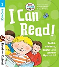 Read with Oxford: Stage 1: Biff, Chip and Kipper: I Can Read Kit