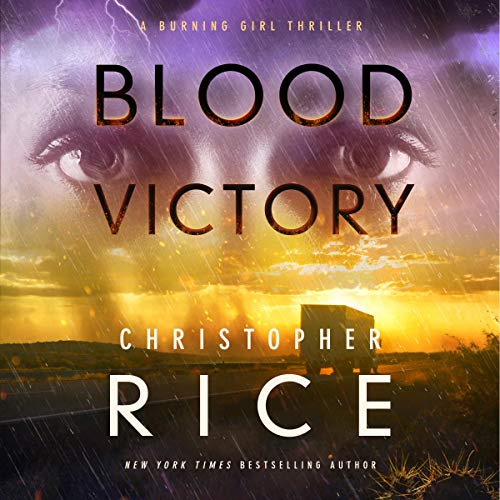 Blood Victory audiobook cover art