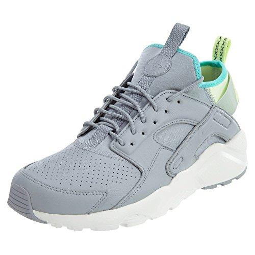 Nike Men's Air Huarache Run Ultra SE Wolf Grey/Wolf Grey Running Shoe 10.5 Men US