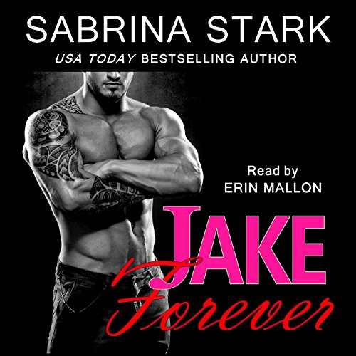 Jake Forever audiobook cover art