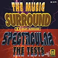 Surround Spectacular! [IMPORT] by Various Composers (1998-09-10)
