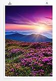 Eau Zone Home Bild - Landschaft Natur – Pinker