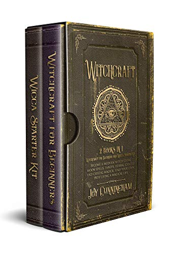 Witchcraft: 2 books in 1 -Witchcraft for Beginners...