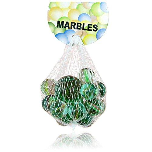 Murmeln, Netz mit 21 Stück